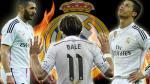 Cristiano Ronaldo, Gareth Bale o Benzema: ¿quién debería salir del once?