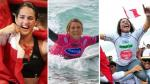Día de la Mujer: un homenaje a las campeonas mundiales del Perú (FOTOS) - Noticias de delfina cuglievan