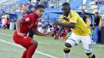 Selección Peruana Sub 17 cayó 4-2 ante Colombia por el Sudamericano - Noticias de edward bolanos