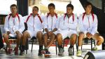 Copa Davis: Perú enfrentará a Bolivia por la permanencia en el Grupo II - Noticias de sergio galdos