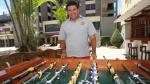 Universitario de Deportes: Luis Fernando Suárez y sus números en Perú - Noticias de juan aurich inti gas