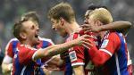 Bayern Munich aplastó 4-0 a Werder Bremen por la Bundesliga