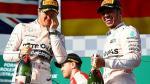 Fórmula 1: Lewis Hamilton ganó el Gran Premio de Australia - Noticias de esto es guerra cuarta temporada