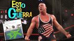 WWE: Esto Es Guerra acusado por fans de usar canciones de la compañía (VIDEO) - Noticias de ¡esto es guerra!