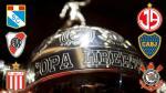 Copa Libertadores: estos fueron los resultados de los partidos de esta semana