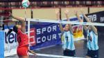 Perú venció 3-0 a Argentina por la Copa Panamericana Sub 18 - Noticias de las matadorcitas