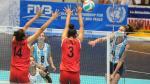 Copa Panamericana Sub 18: revive el triunfo de Perú ante Argentina (FOTOS)