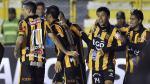 The Strongest venció 5-3 a la U de Chile en partidazo de Copa Libertadores - Noticias de ernesto cristaldo
