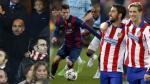 Champions League: 5 sucesos que marcaron los cuatro partidos de la semana