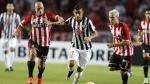 Estudiantes de La Plata venció 1-0 a Libertad por la Copa Libertadores - Noticias de gil munoz