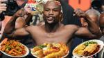 Mayweather vs Pacquiao: 'Money' gasta mil dólares por plato de comida (VIDEO)