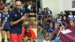 Copa Panamericana Sub 18: 'Pep Guardiola del vóley' tiene su cábala (FOTOS) - Noticias de perú sub 20