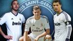 Real Madrid: PSG quiere quitarle una letra a la 'BBC'