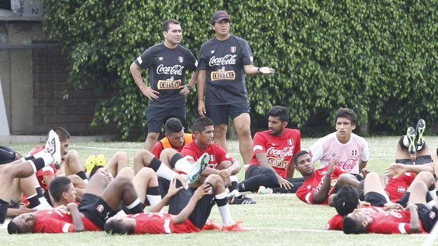 La Selección Peruana Sub 20 quedó quinto en el último Sudamericano y clasificó a los Juegos Panamericanos. (USI)