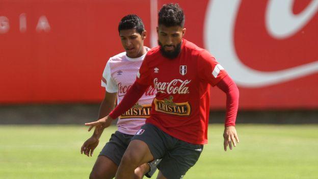 Josepmir Ballón será titular en la Selección Peruana.  (Erick Nazario/Gabriel Casimiro)