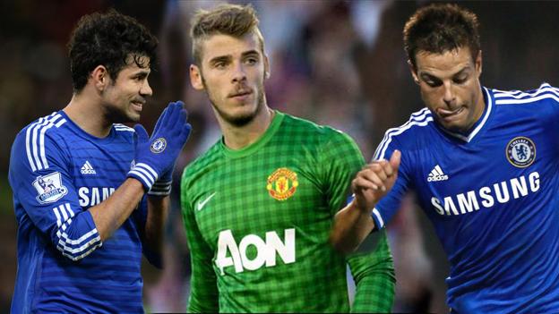 Según la estadística, un internacional español es el mejor centrocampista de la Premier