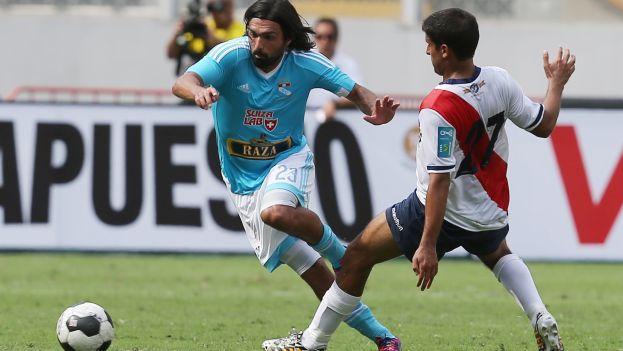 Jorge Cazulo está en Sporting Cristal desde el 2012. (USI/André Pareja)