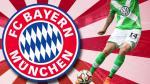 Bayern Munich encontró en crack del Wolfsburgo el recambio de Arjen Robben