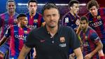 Barcelona: Luis Enrique decidirá el futuro de seis jugadores