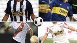 Universitario y Alianza Lima se enfrentarían a River Plate y Boca Juniors