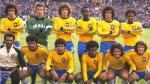 Selección de Brasil: así evolucionó su camiseta a lo largo de los años