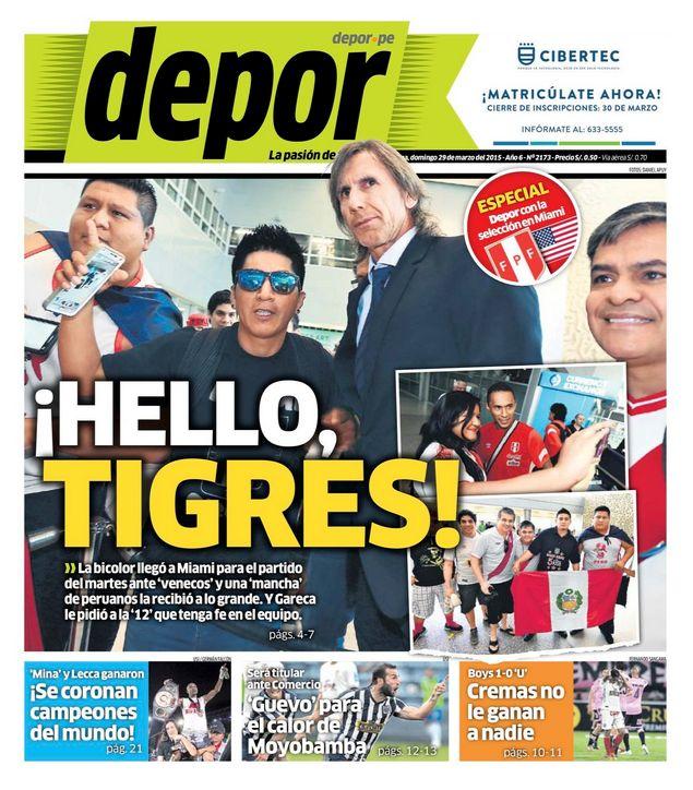 ¡Hello, tigres!
