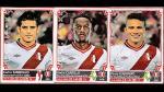 Selección Peruana: ¿qué jugadores aparecen en el álbum Panini de la Copa América?