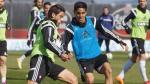 Celta de Vigo: peruano Francisco Duclos entrenó con el primer equipo - Noticias de liga depor 2013