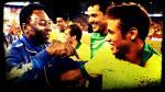 """Neymar respondió a la polémica frase """"no habrá nadie como yo"""" de Pelé - Noticias de victoria donda"""