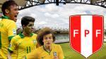 Copa América 2015: Brasil formaría así en su debut ante Perú en Temuco