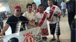 Selección Peruana: hinchas de Alianza Lima y Universitario a la espera