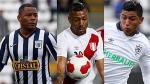 Torneo del Inca: Wilmer Aguirre y los otros jugadores que no consiguieron equipo - Noticias de jose shoro