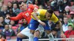 Neymar: Gary Medel lo califica de 'teatrero' tras cometerle grave falta