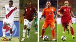 Fecha FIFA: resultados y programación de los mejores partidos de la semana - Noticias de la arena