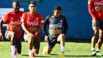 Selección Peruana: Yoshimar Yotun entrenó y podría arrancar ante Venezuela (VIDEO)