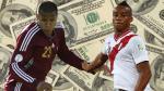 Selección Peruana vs. Venezuela: ¿Qué plantilla es la más cara? - Noticias de perú