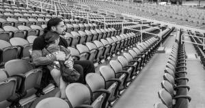 Roman Reigns encuentra en su hija Joelle su mejor inspiración para su lucha ante Brock Lesnar. (WWE)
