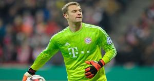 Manuel Neuer del Bayern Munich (Getty Images).