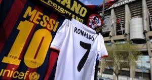 Cristiano Ronaldo y Lionel Messi lideran el once de los más ricos.