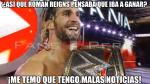 Facebook: los memes más divertidos del Wrestlemania 31 (FOTOS) - Noticias de the wanted