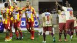Súper Liga Fútbol 7: San Agustín y Universitario jugarán la final del torneo (VIDEO) - Noticias de miguel mostto