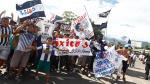 Alianza Lima llegó a Tarapoto en medio de fiesta previo al choque ante Unión Comercio (FOTOS) - Noticias de alianza lima