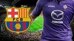Barcelona: crack de la Fiorentina rechaza públicamente su fichaje