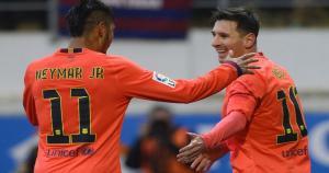 Lionel Messi y Neymar son los jugadores americanos que mejor ganan.