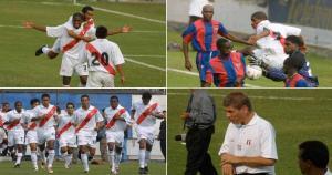 La Selección Peruana goleó 5-1 a Haití en el debut de Paulo Autuori en 2003. (USI)