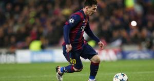 (100 puntos) Lionel Messi, delantero de Barcelona. El argentino es el líder,  por sus 17 goles desde que inició el 2015, ocho asistencias y más en la Liga de España. (Getty)