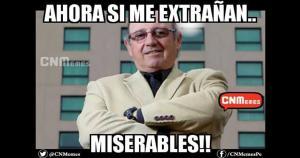 La Selección Peruana perdió ante Venezuela y se acordaron del extécnico de Perú. (cnmemes)