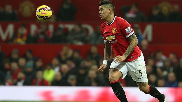 Manchester United: Marcos Rojo envuelto en escándalo sexual con ...