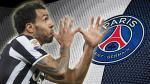 PSG: Carlos Tevez está en agenda para la próxima temporada - Noticias de dani alvez