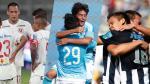 Torneo del Inca: ¿Por qué Universitario, Cristal y Alianza no llegarían a semifinales? - Noticias de guillermo oscar sanguinetti